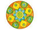 Ravensburger Mini Mandala Květiny 4
