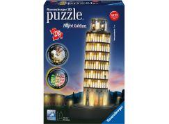 Ravensburger 3D puzzle Pisa Noční edice 216 dílků