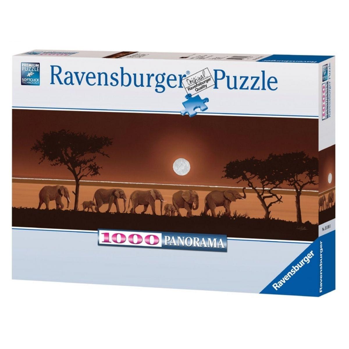 Ravensburger Pouť Savanou 1000 dílků