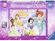 Ravensburger Princezny 100 xxl dílků