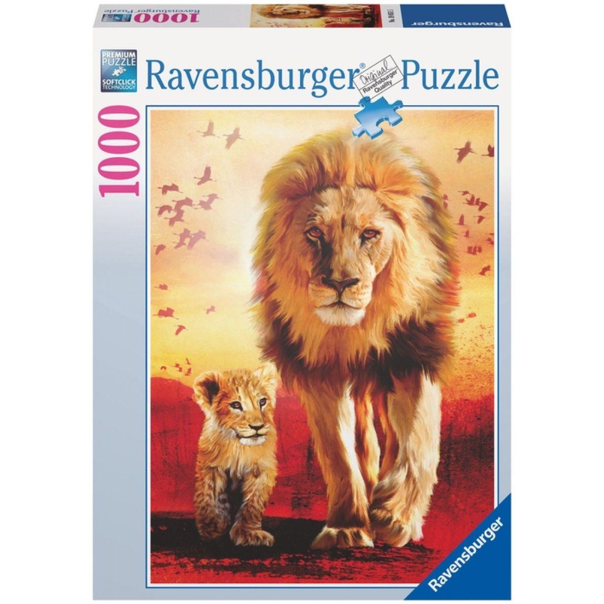 Ravensburger První krůčky 1000 dílků