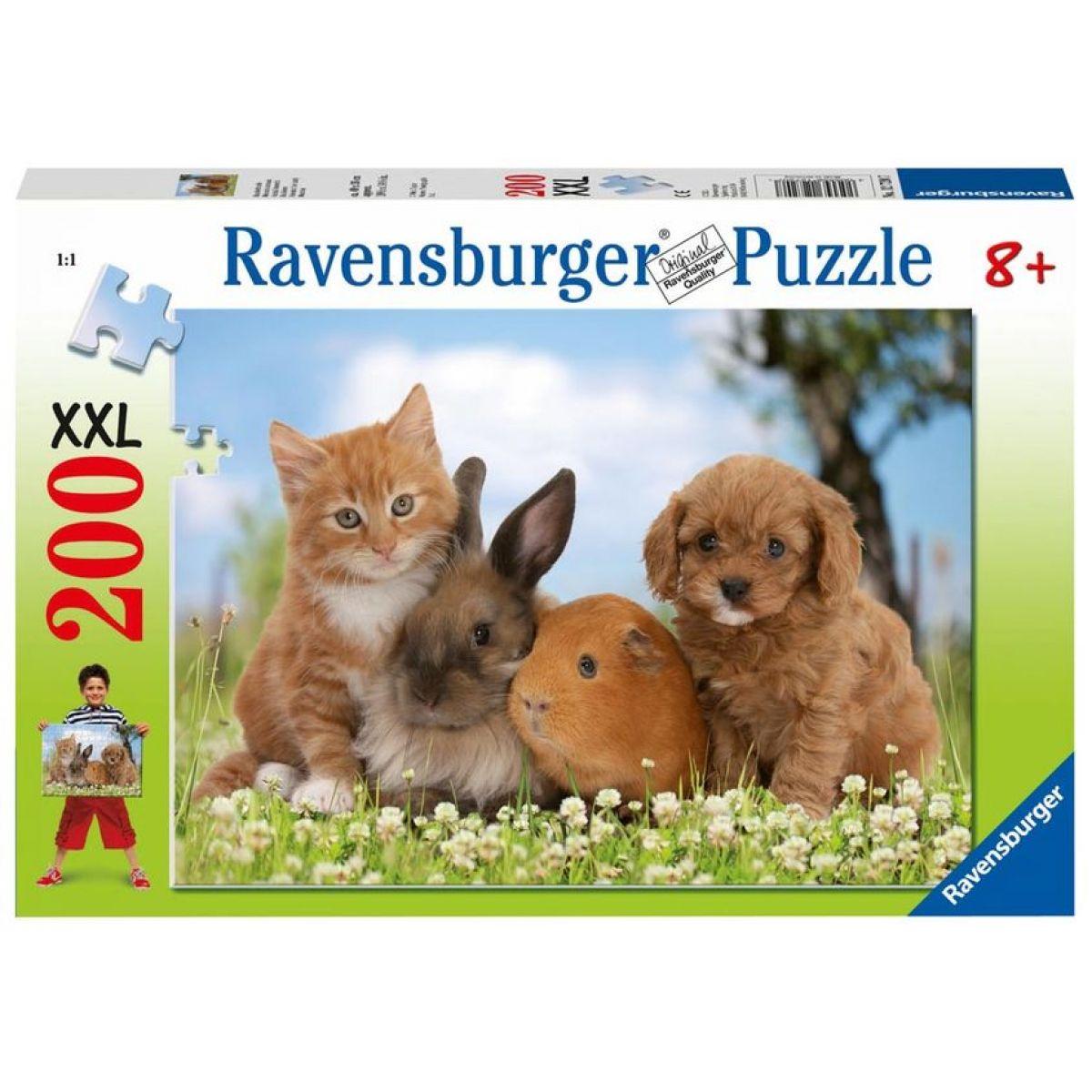 Ravensburger Přátelé 200 xxl dílků