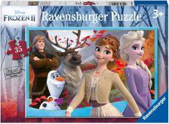 Ravensburger puzzle 050468 Disney Ledové království 2 35 dílků