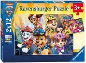 Ravensburger Puzzle 051519 Tlapková patrola V akci 2x12 dílků