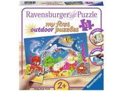 Ravensburger Puzzle 056101 Podvodní dobrodružství 12 plastových dílků