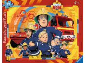 Ravensburger puzzle 061143 Požárník Sam 40 dílků