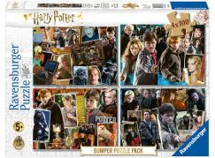 Ravensburger puzzle 068326 Harry Potter set 4x100 dílků
