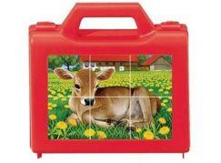 Ravensburger Puzzle 074082 Domácí zvířata 6 dílků