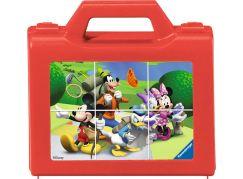 Ravensburger Puzzle 074655 Disney Mickey Mouse Clubhouse 6 dílků