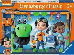 Ravensburger puzzle 086689 Rusty Rivets 35 dílků