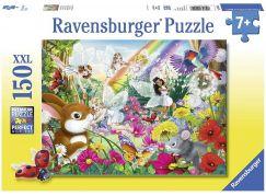 Ravensburger Puzzle 100446 Kouzelný les s vílami 150 dílků