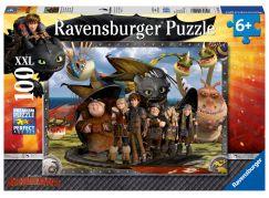 Ravensburger puzzle 105496 Jak vycvičit draka 2 100 dílků