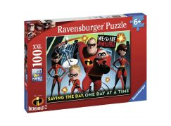 Ravensburger Puzzle 107162 Úžasňákovi 2; 100 dílků