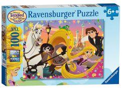 Ravensburger Puzzle 107506 Disney zamotaný 100 XXL dílků