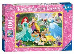 Ravensburger Puzzle 107759 Disney Princezny 100 XXL dílků