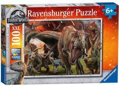 Ravensburger Puzzle 109159 Jurský svět Zánik říše 100 dílků
