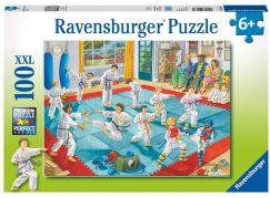 Ravensburger Puzzle 109685 Bojové umění 100 XXL dílků