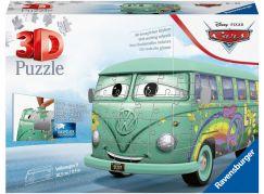 Ravensburger 3D puzzle 111855 Fillmore VW Disney Pixar Cars 162 dílků