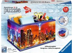 Ravensburger puzzle 112272 Uložná krabice New York 216 dílků