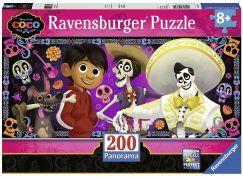 Ravensburger Puzzle 127399 Disney Coco Vzpomeň si na mě 200 dílků