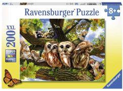Ravensburger Puzzle 127467 Lesní sousedé 200 XXL dílků