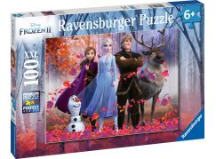 Ravensburger puzzle 128679 Disney Ledové království 2 100 XXL dílků - Poškozený obal