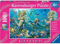 Ravensburger puzzle 128723 Podmořská nádhera 100 XXL dílků