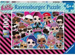Ravensburger puzzle 128822 L.O.L 100 XXL dílků