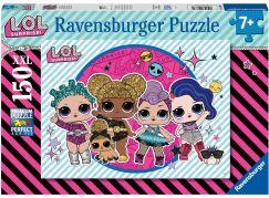 Ravensburger puzzle 128839 Příprava na večírek 150 XXL dílků