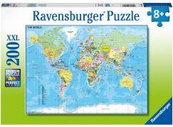 Ravensburger puzzle 128907 Svět 200 XXL dílků