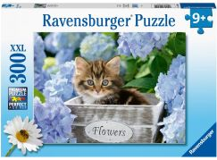 Ravensburger puzzle 128945 Malé kočky dílků 300 XXL dílků