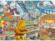 Ravensburger puzzle 129263 Exit Kids Puzzle Zábavní park 368 dílků