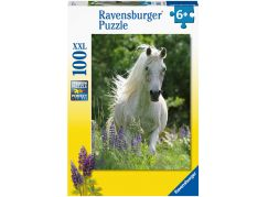 Ravensburger puzzle 129270 Kůň 100 dílků