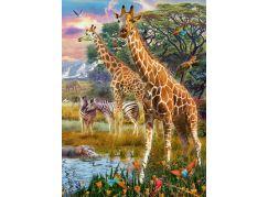 Ravensburger Puzzle 129430 Džungle 150 dílků