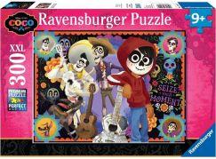 Ravensburger puzzle 132416 Disney Coco Miguel a přátelé 300 XXL dílků