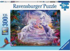 Ravensburger puzzle 132560 Jednorožcův ráj 300 XXL dílků