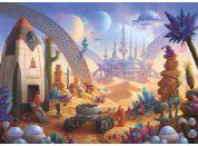 Ravensburger Puzzle 132669 Exit Kids Puzzle Vesmír 368 dílků