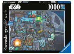 Ravensburger puzzle 139767 Star Wars Kde je Wookie 1000 dílků