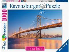Ravensburger puzzle 140831 San Francisco 1000 dílků