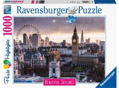 Ravensburger puzzle 140855 Londýn 1000 dílků