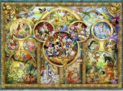 Ravensburger Puzzle 141838 Rodina Disney 500 dílků