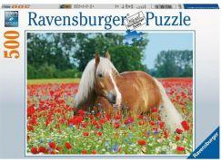 Ravensburger puzzle 148318 Koně 500 dílků