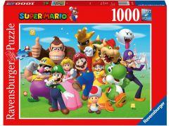 Ravensburger puzzle 149704 Super Mario 1000 dílků