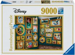 Ravensburger puzzle 149735 Disney muzeum 9000 dílků