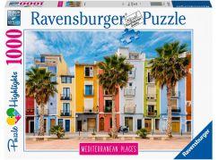 Ravensburger puzzle 149773 Španělsko 1000 dílků