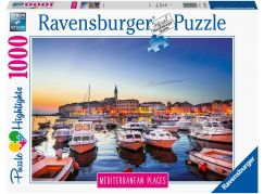 Ravensburger puzzle 149797 Chorvatsko 1000 dílků
