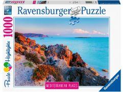 Ravensburger puzzle 149803 Řecko 1000 dílků