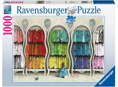 Ravensburger puzzle 149964 Největší parádnice 1000 dílků