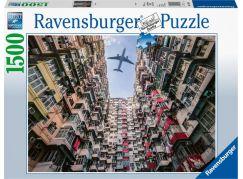 Ravensburger puzzle 150137 Hong Kong 1500 dílků
