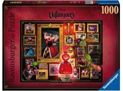 Ravensburger puzzle 150267 Padouchové Královna srdcí 1000 dílků
